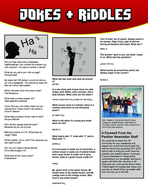 Panther News Page 4